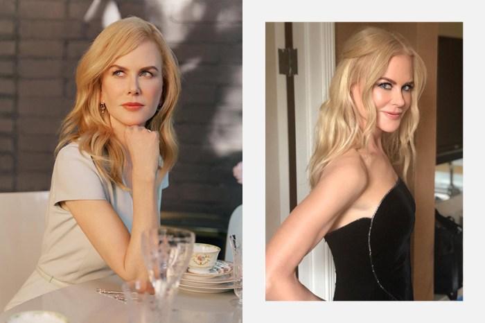 在母親與演員身份間忙碌,Nicole Kidman 透露依然能維持美麗的保養秘訣!