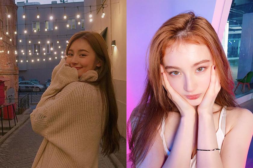Korean Idol Trainee LANA Swetlana