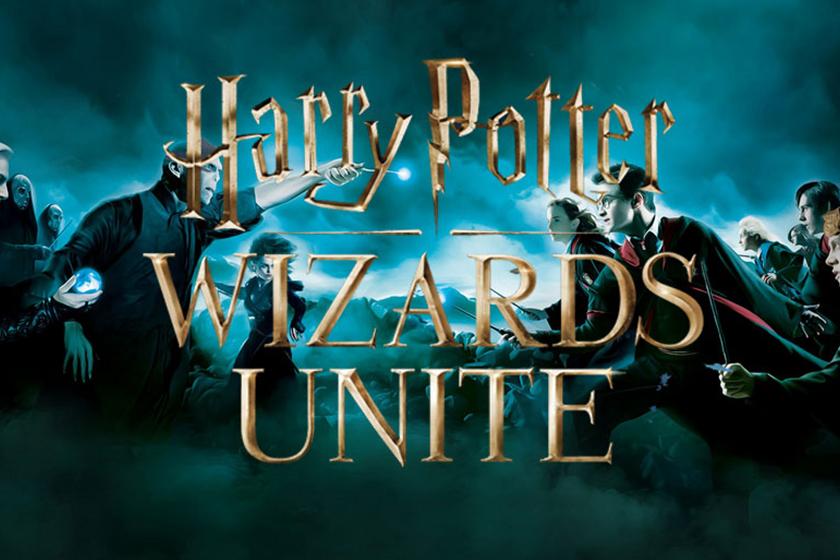 Harry Potter Wizards Unite Smart Phone Game App