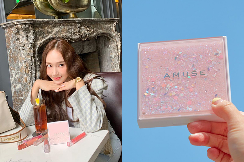 Jessica Korean Makeup Brand AMUSE