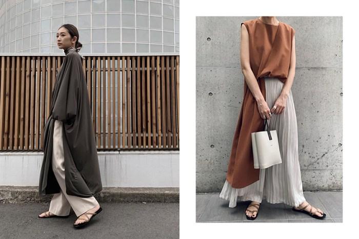 夏天想穿的涼爽又顯瘦?跟這位日本女生偷師「寬鬆版型」的高質穿搭!