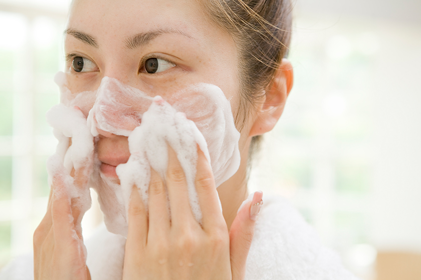 Wash Face 60 second rule Skin Care
