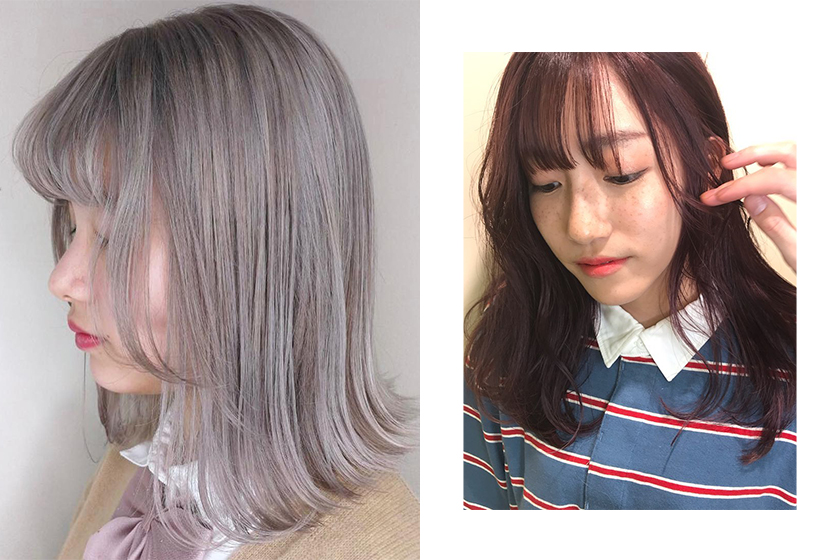 Japan Hair Stylist share Bangs Haircut Tips