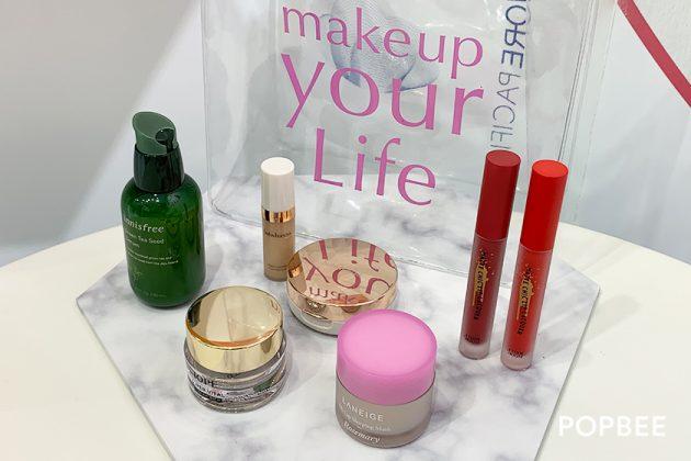 Amorepacific makeup your Life innisfree Etude House IOPE sulwhasoo