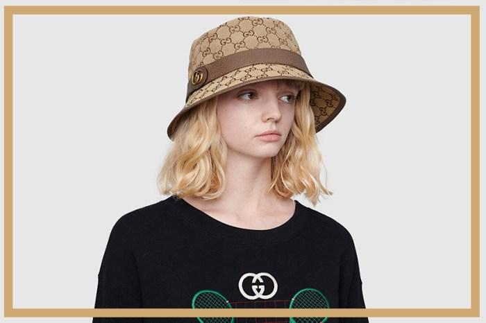 Monogram 熱潮回歸!Gucci 下一款爆紅單品將會是這頂漁夫帽?