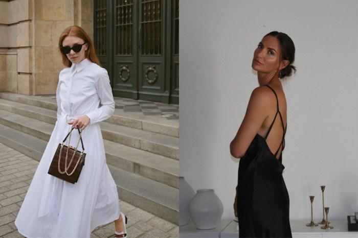 2020 夏季 4 款大熱連身裙,未擁有的還算不上時尚!