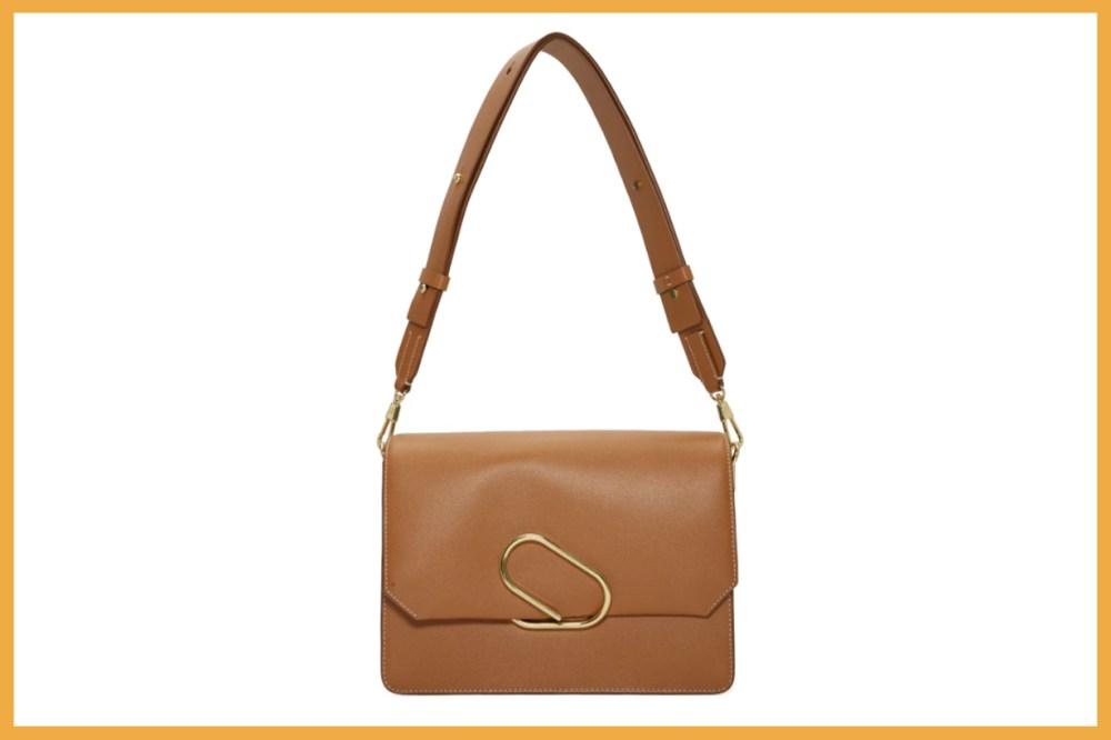 3.1 Phillip Lim Brown Alix Shoulder Bag