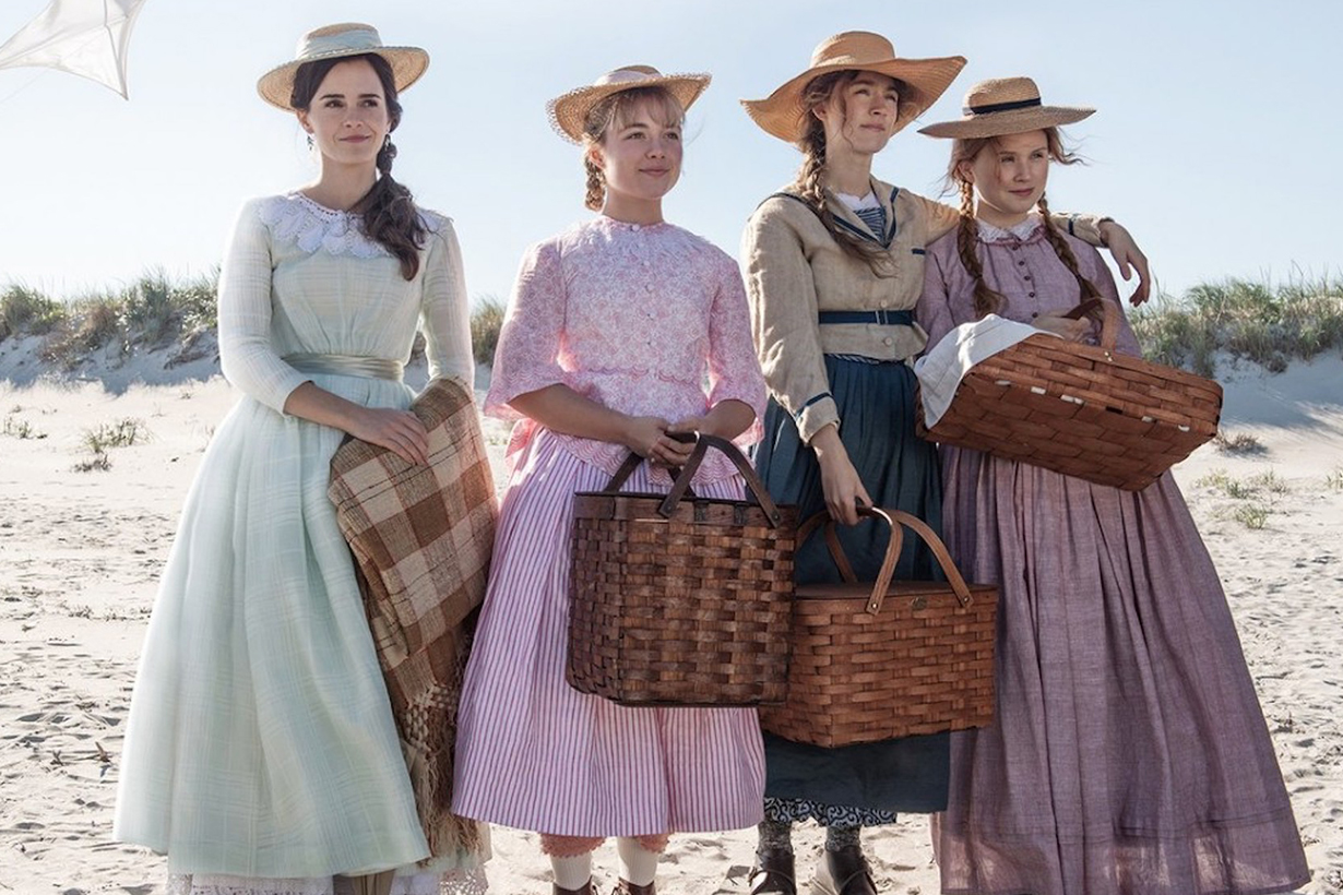 Greta Gerwig and Saoirse Ronan's Little Women movie first look release