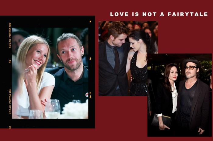 愛情裏沒有金童玉女,就只有現實的相處和矛盾!他們就是最好的例證!