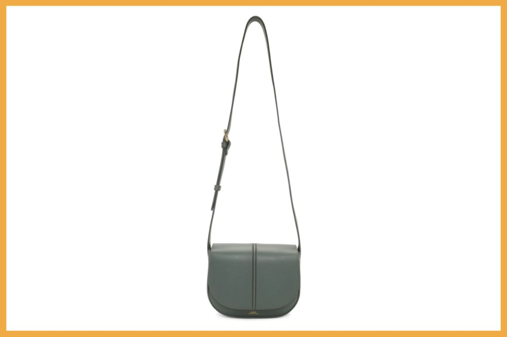 A.P.C. Grey Betty Bag