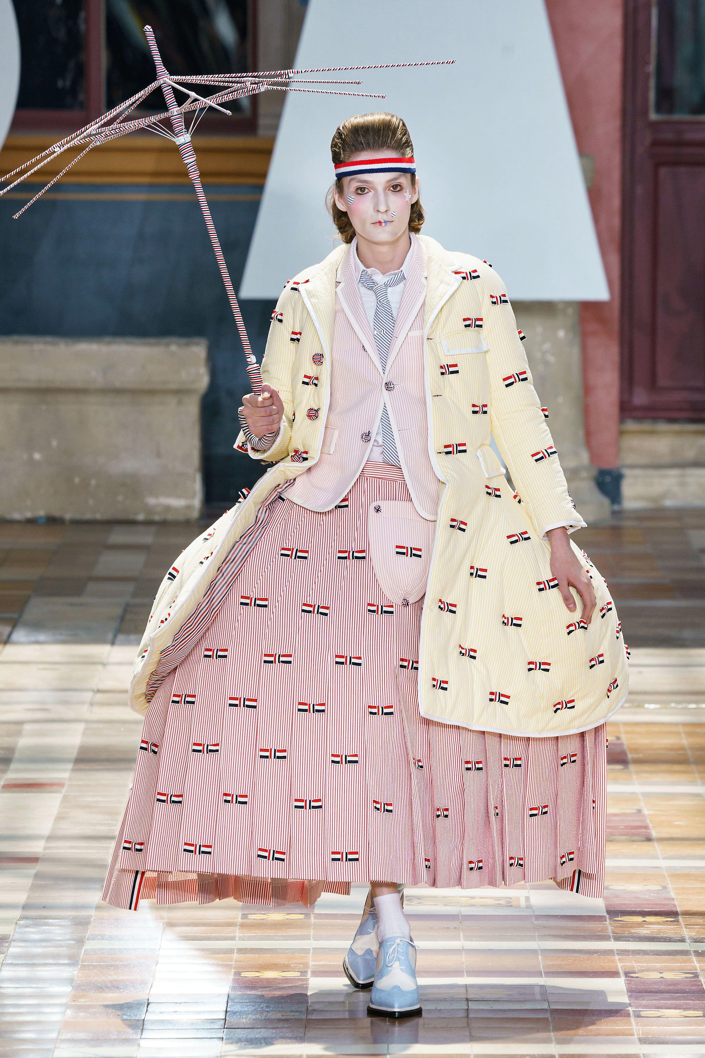 Thom Browne Spring 2020 Menswear