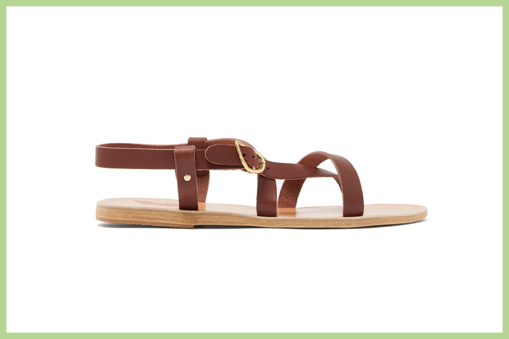 Ambrosia Leather Sandals