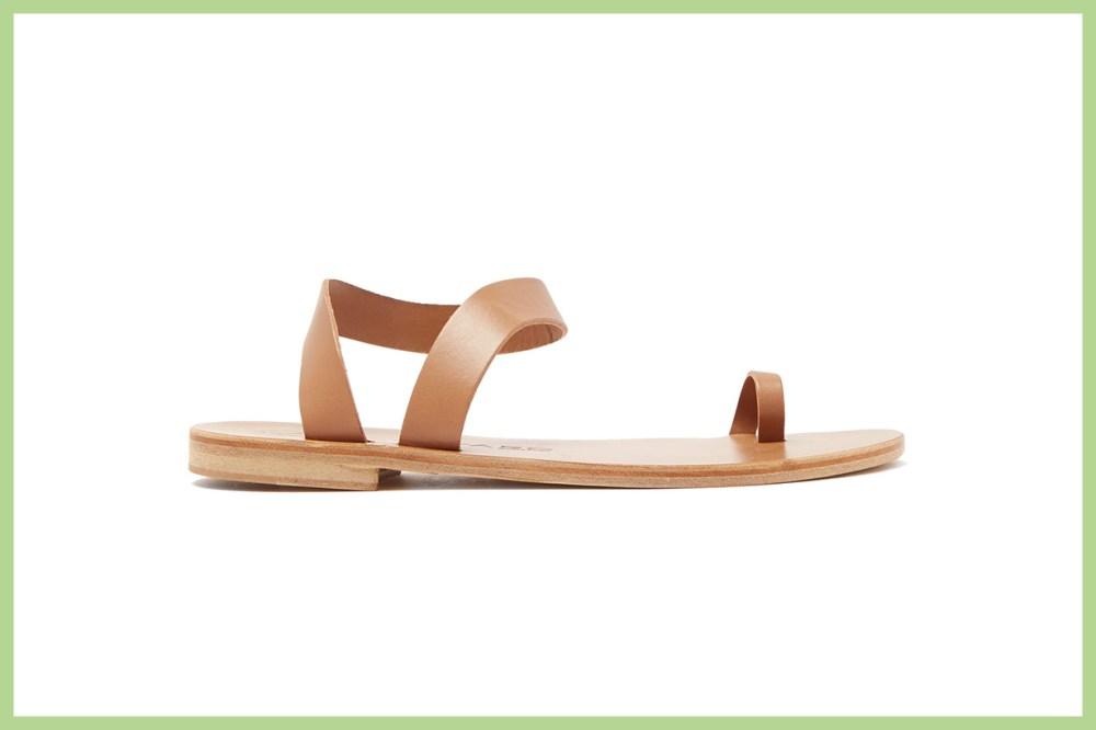 Álvaro' Angela Leather Sandals