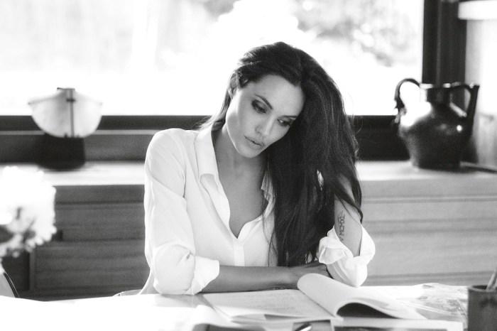 Angelina Jolie 宣布成為《TIME》的編輯,第一篇文章已熱騰騰上線!