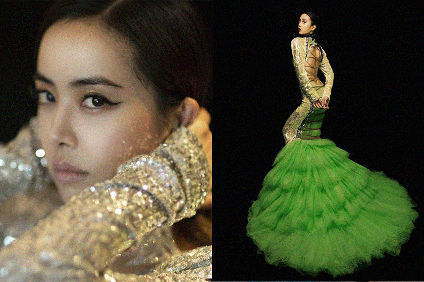 Jolin Tsai the 30th golden melody awards red carpet