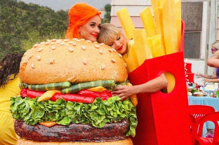 沒有永遠的敵人:爭吵了 5 年,Katy Perry 與 Taylor Swift 冰釋前嫌合作新歌!