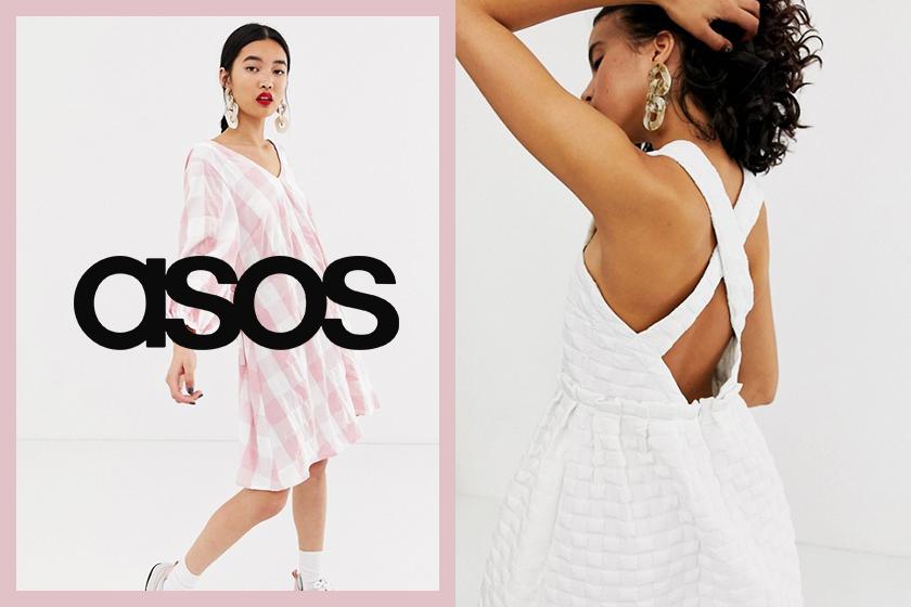ASOS White Premium Line