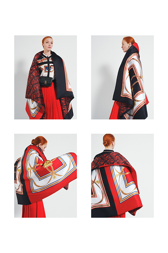 burberry riccardo tisci pre collection 2019 autumn winter