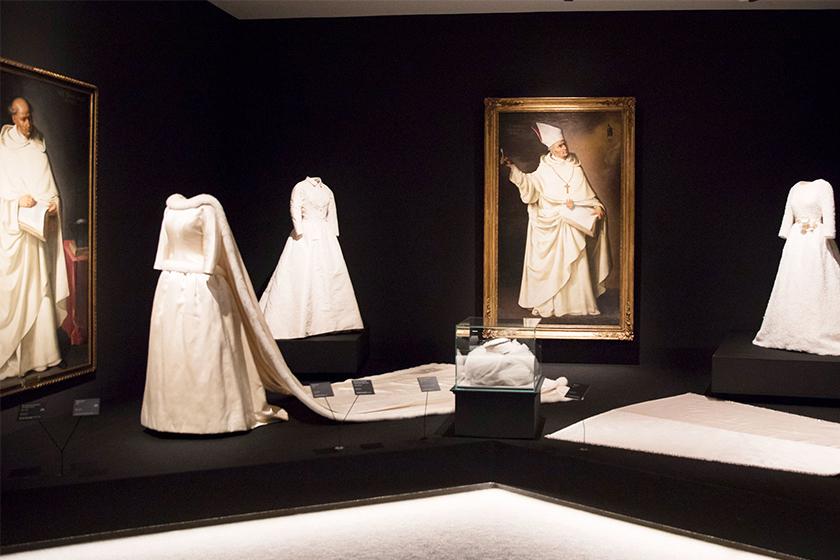 balenciaga and spanish painting exhibition madrid Cristóbal Balenciaga
