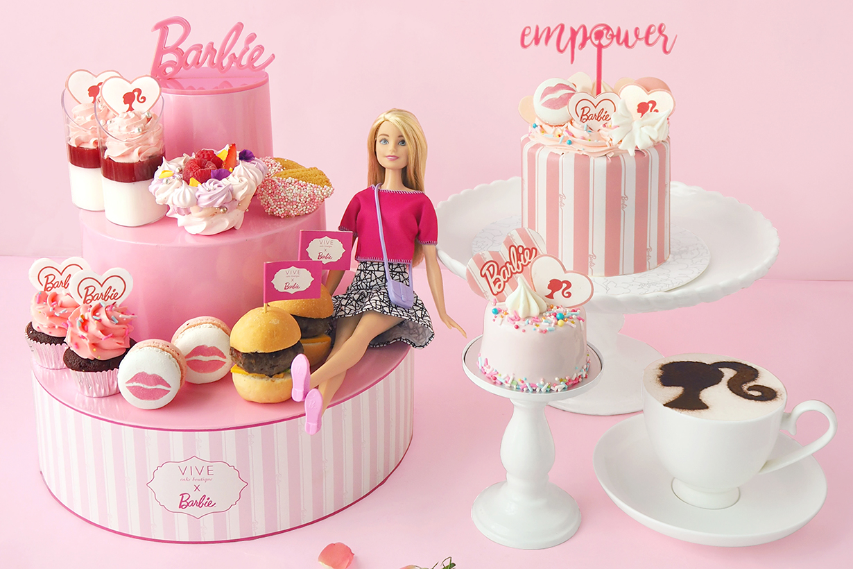 ViveCake Boutique Barbie Cake
