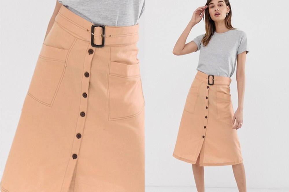 Summer It Skirts Are Giving Jeans a Run for Their Money