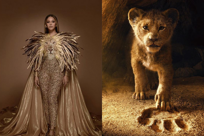 Beyoncé and Donald Glover Sing Can You Feel the Love Tonight in a New Lion King Teaser