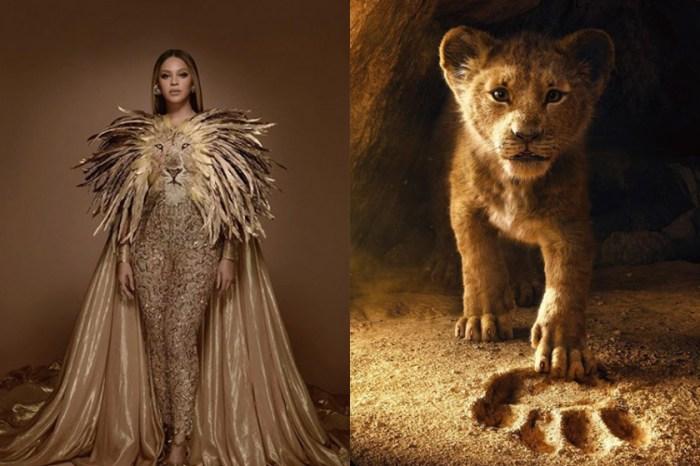 Beyoncé 版本的《Can You Feel The Love Tonight》終於出現在《獅子王》最新預告!