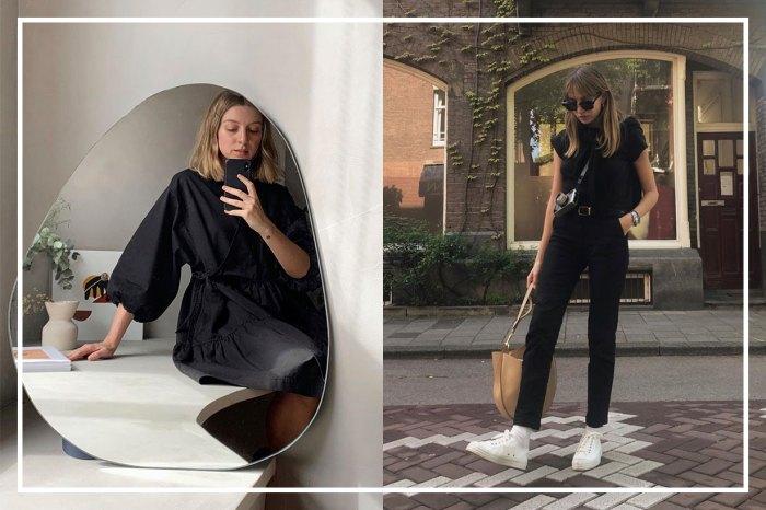 從穿搭表現出個人想法與態度!顯瘦以外,這 5 個是真正值得穿搭黑色的理由!