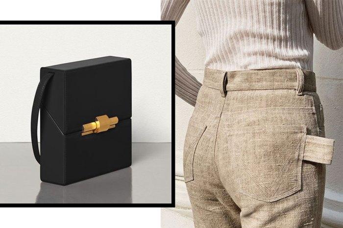 未開賣已成搶購目標!Bottega Veneta 酷得要命的盒子袋