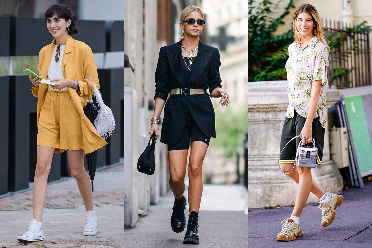 Drawstring Shorts Trend 2019 Summer