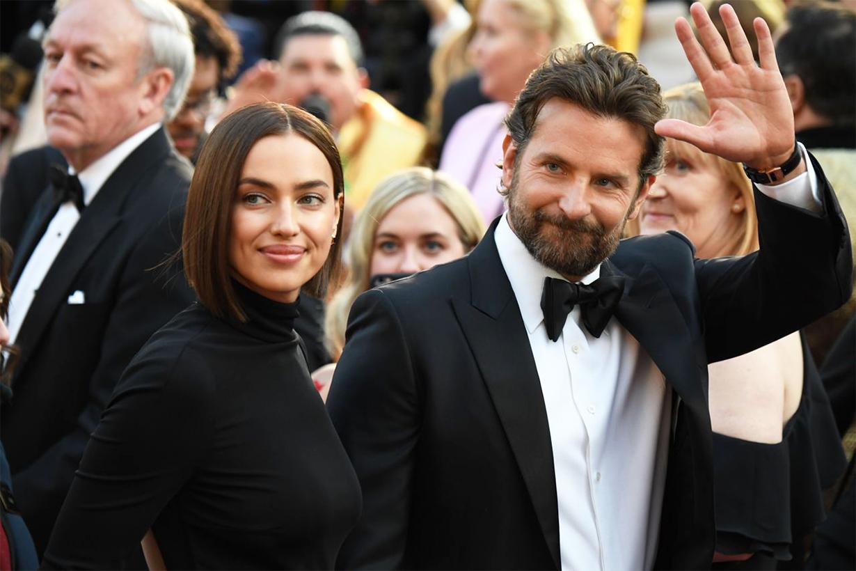Bradley Cooper  Irina Shayk  broke up split  four years of dating Lea De Seine Lady Gaga