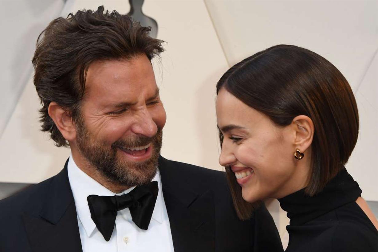 Bradley Cooper's Body Language Hide His and Irina Shayk's Relationship