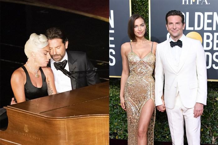 Lady Gaga 真是第三者?Bradley Cooper 被指跟女友 Irina Shayk 情變…