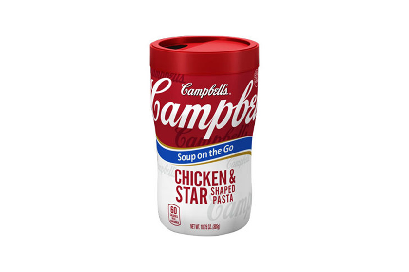 campbells soup on the go japan