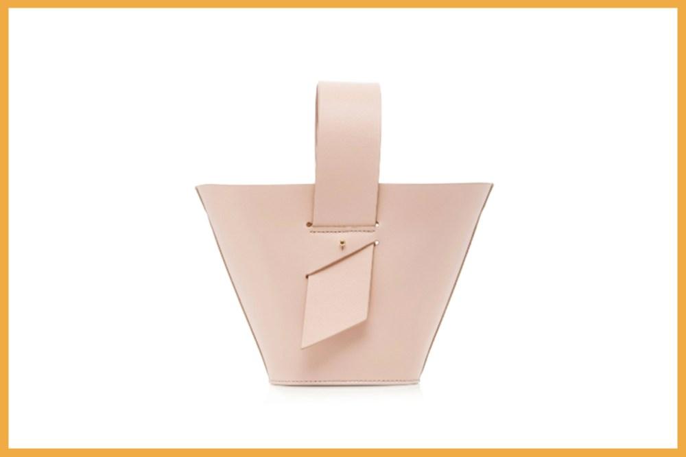 Carolina Santo Domingo Amphora Mini Leather Bag