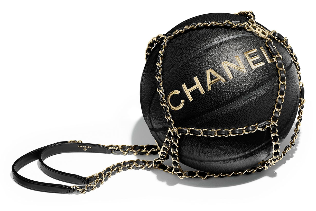 Chanel basketball 2019