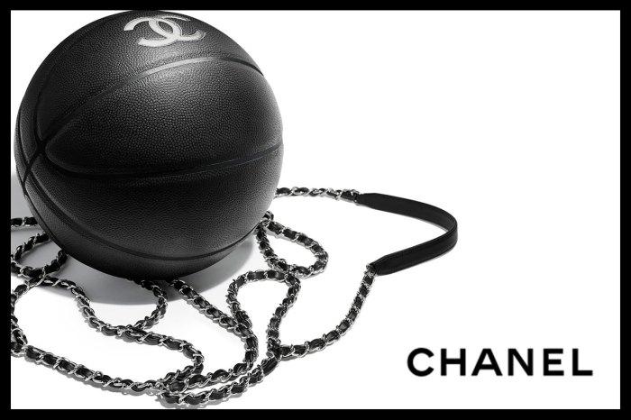 Chanel 的籃球?!因加入了這細節,讓它成為熱賣打卡品
