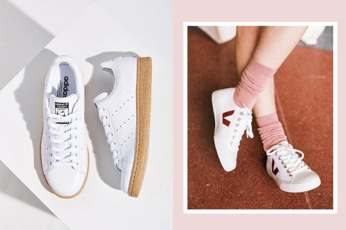 又到穿小白鞋的季節,10 雙永不過時的百搭白波鞋推介!