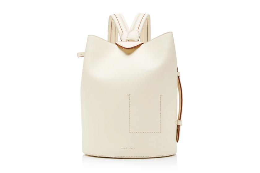 Danse Lente Jamie Leather Backpack