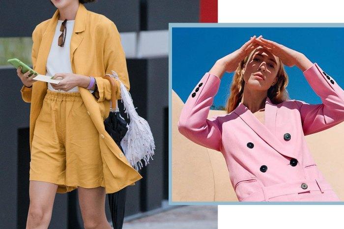 歐美潮人一致點頭的上班穿搭:西裝外套 + 短褲才是王道?