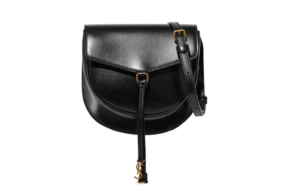 Datcha Leather Shoulder Bag