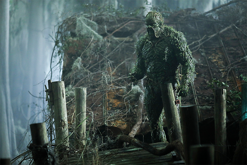 dc swamp thing cancelled james wan