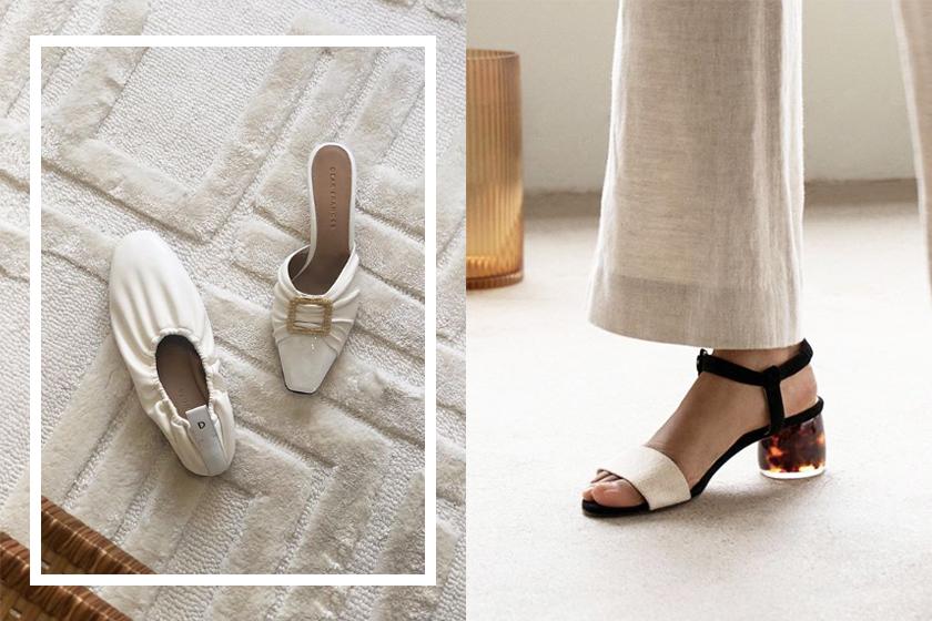 Dear Frances classic minimalist shoe brand