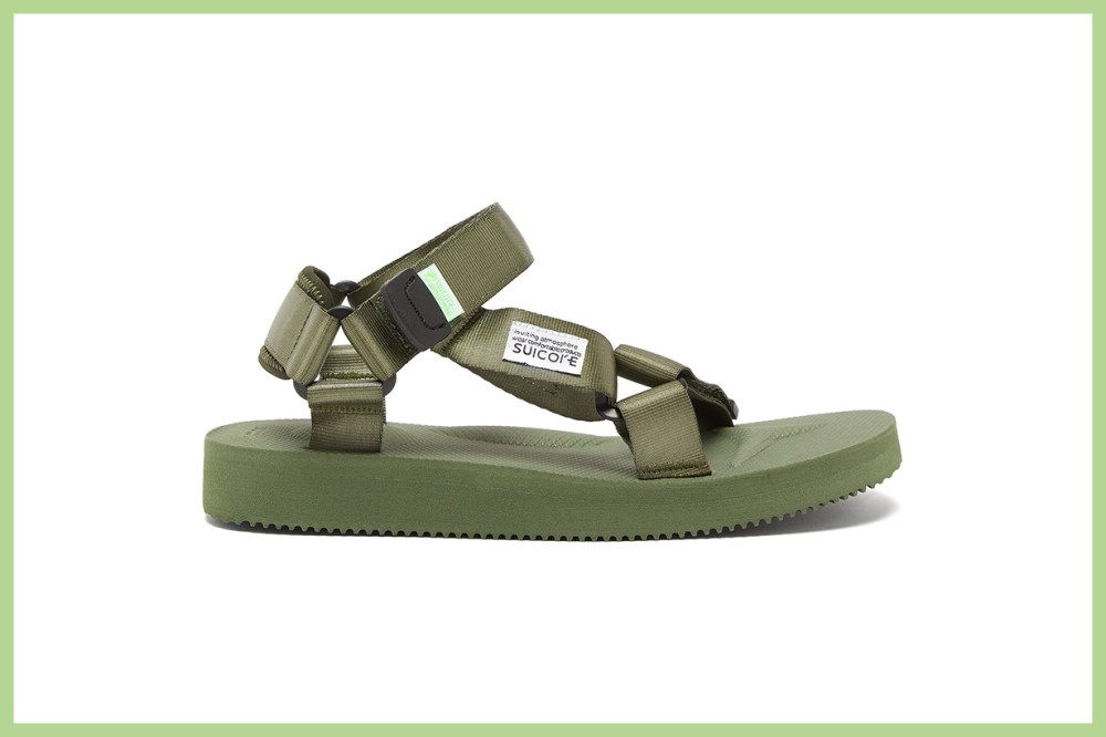 Suicoke Depa-Cab Velcro-Strap Sandals