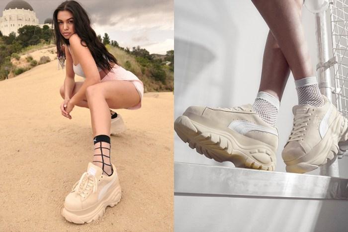 嬌小女生私藏:Puma 這雙超熱賣「厚底波鞋」,讓腿長瞬間增加 5 公分!