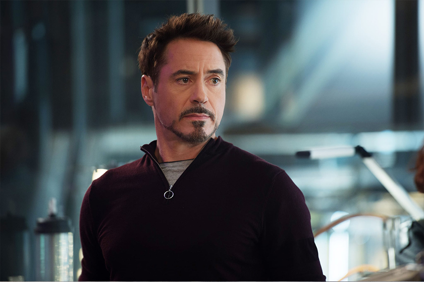 Marvel Avengers:EndGame Iron Man Bring to Tony stark back to life