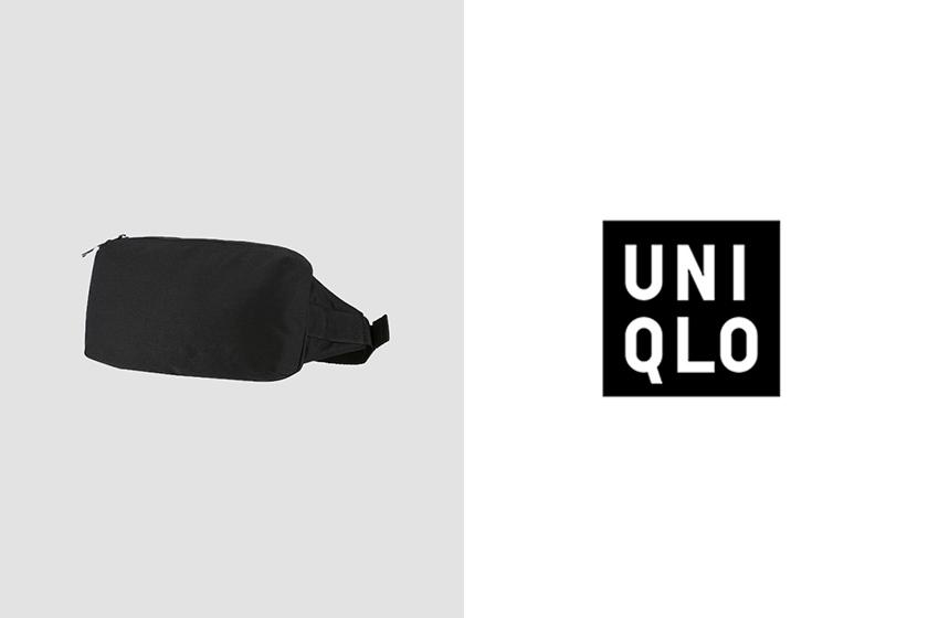 Japan Uniqlo 3way waist bag