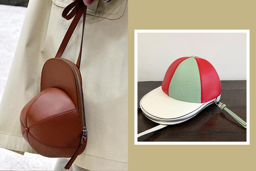 J.W Anderson new colour capbag SS20 men's wear show