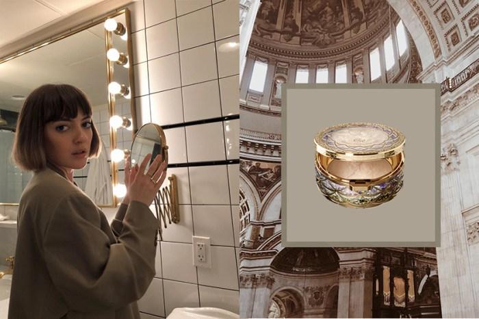 迷人的歐式典雅:Kanebo 這款限量天使蜜粉餅,還未上市就已經造成轟動!