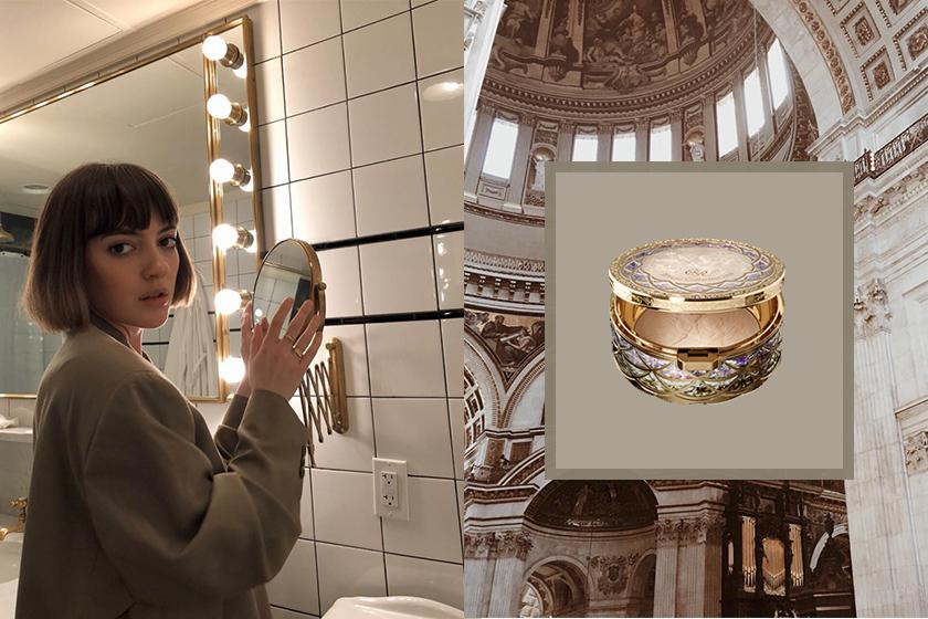 Japan Kanebo Milano Collection Powder